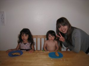 Au Pair and Kids